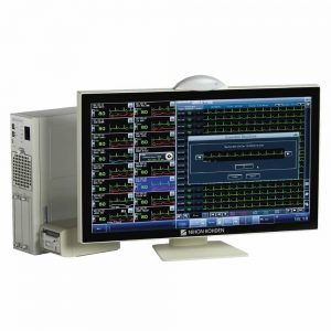 NK-HealthProtect Pop-Up ICU Solution - Life Scope Central Station CNS-6801 Single Monitor