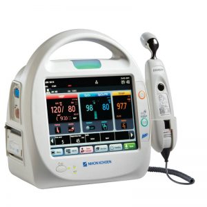 Life Scope SVM-7200 NK-HealthProtect Patient Triage Solution
