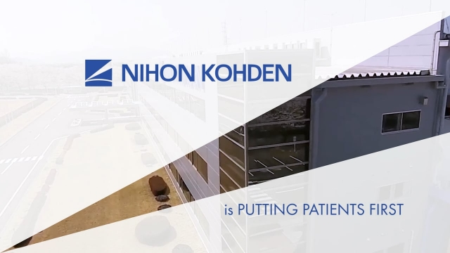 Nihon Kohden is Putting Patients First
